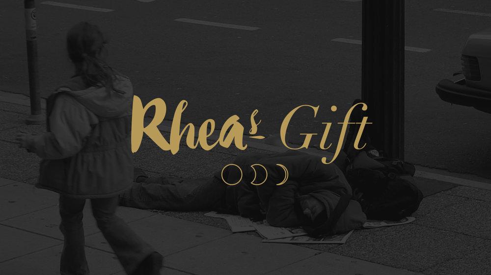 Rhea's Gift • Non-Profit Organisation [2016]