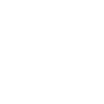 Behind the Bookstore