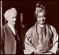 Luther Burbank and Paramahansa Yogananda