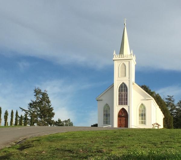 St. Teresa of Avila Church, Bodega