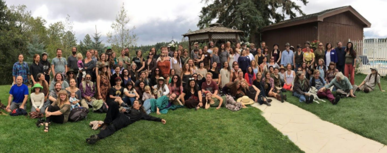 Traditions in Western Herbalism Conference , 2015. Photo compliments of Howie Brounstein.