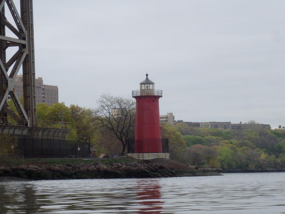 Jeffrey's Hook Lighthouse