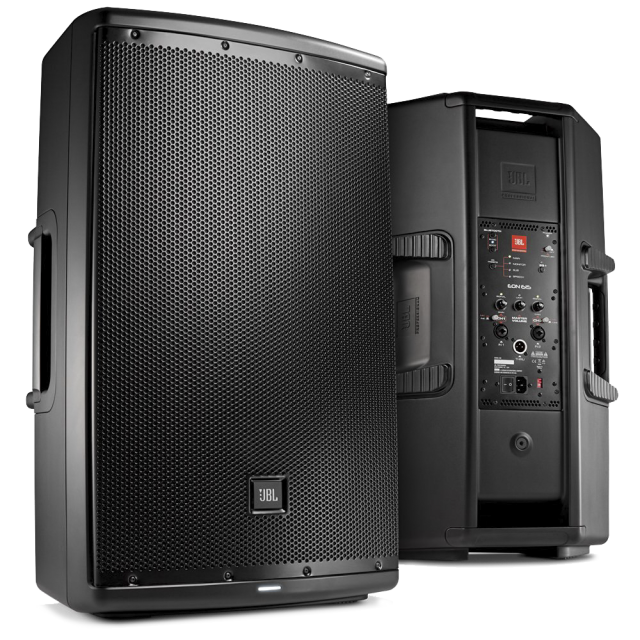 JBL EON Speakers