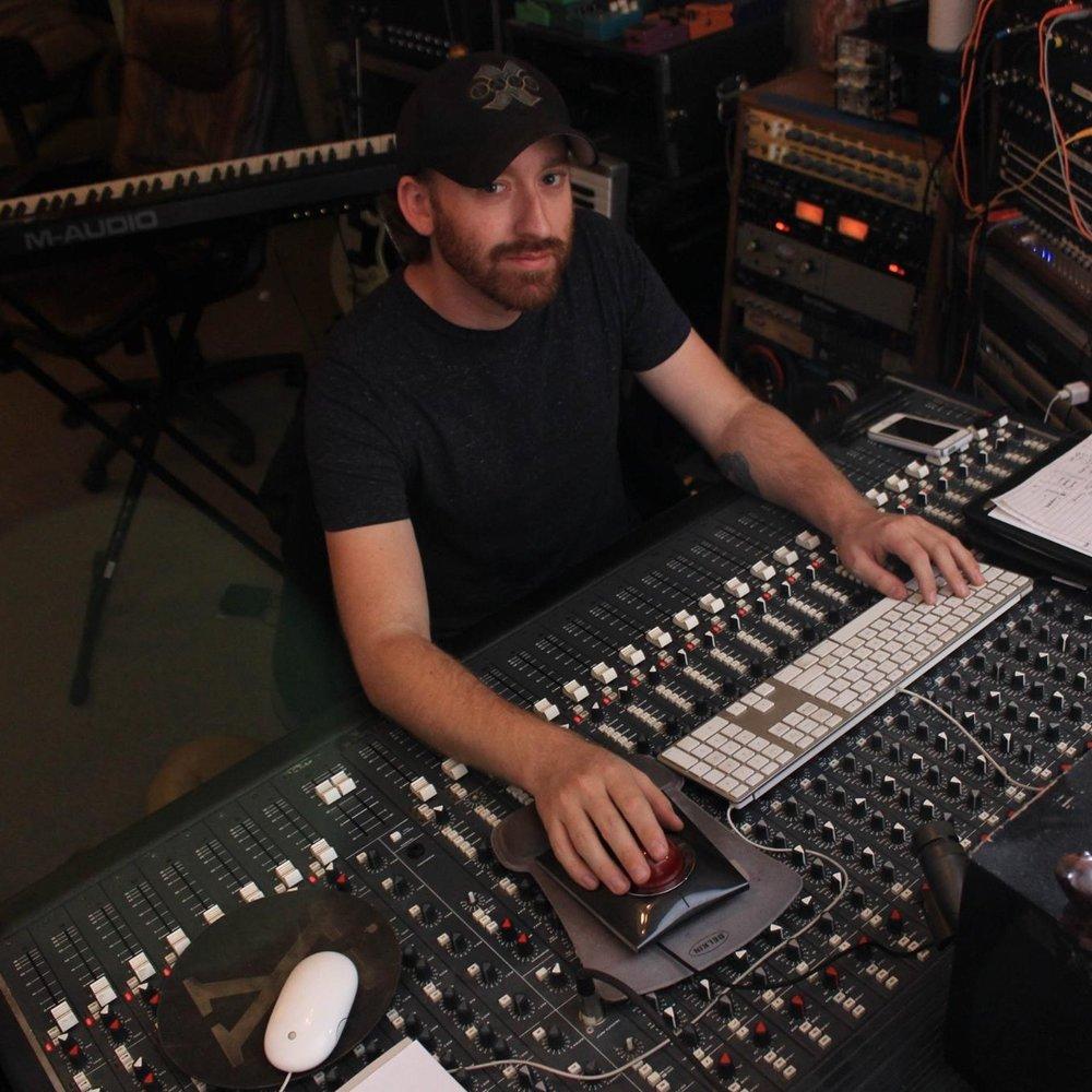 JEFF LUSBY  Audio Engineer