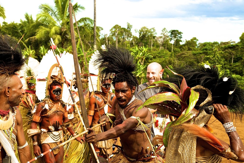 Papua New Guinea-Cultural Immersion