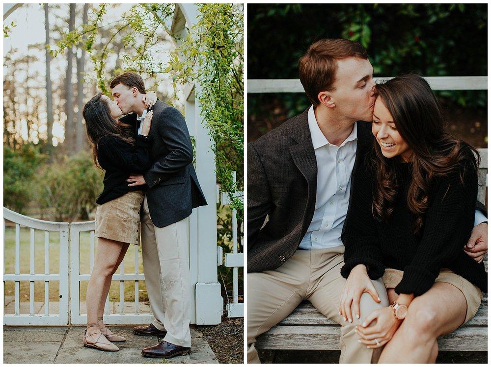 BIRMINGHAM BOTANICAL GARDENS | Proposal | Atlanta Wedding Photographer | Madalynn Young Photography_0049.jpg