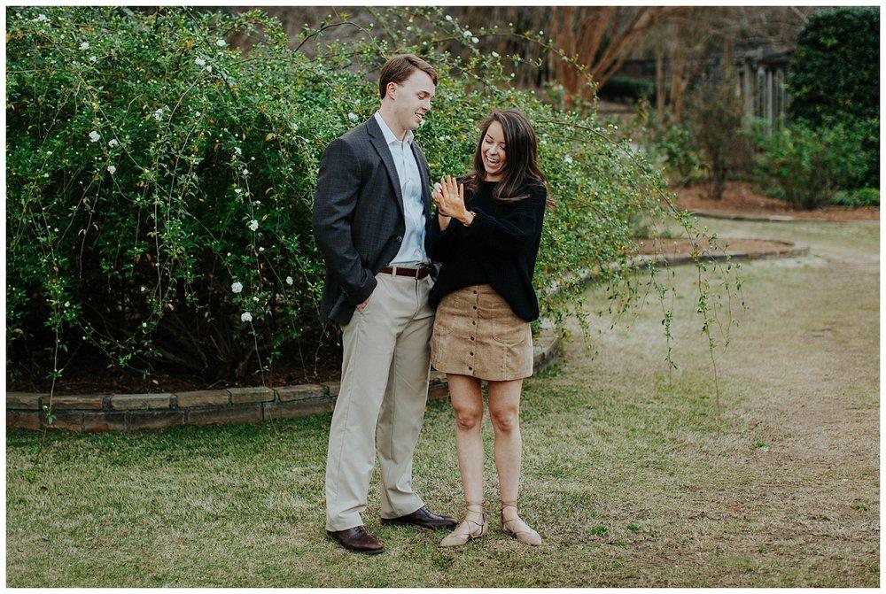 BIRMINGHAM BOTANICAL GARDENS | Proposal | Atlanta Wedding Photographer | Madalynn Young Photography_0039.jpg