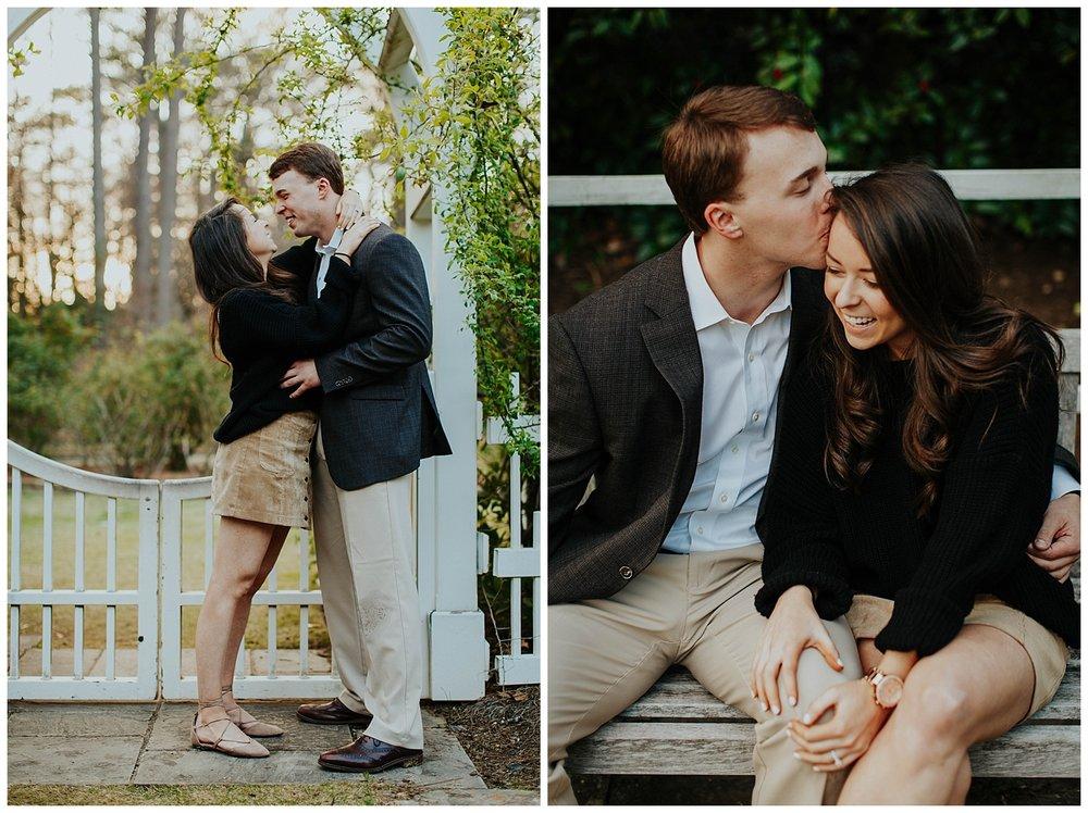BIRMINGHAM BOTANICAL GARDENS | Proposal | Atlanta Wedding Photographer | Madalynn Young Photography_0037.jpg