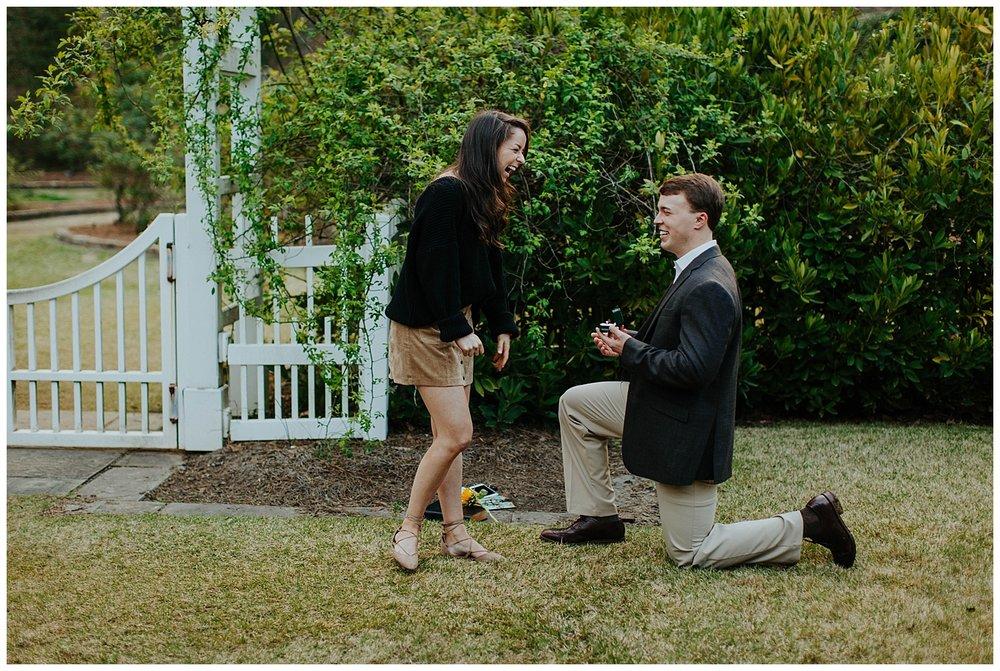 BIRMINGHAM BOTANICAL GARDENS | Proposal | Atlanta Wedding Photographer | Madalynn Young Photography_0030.jpg