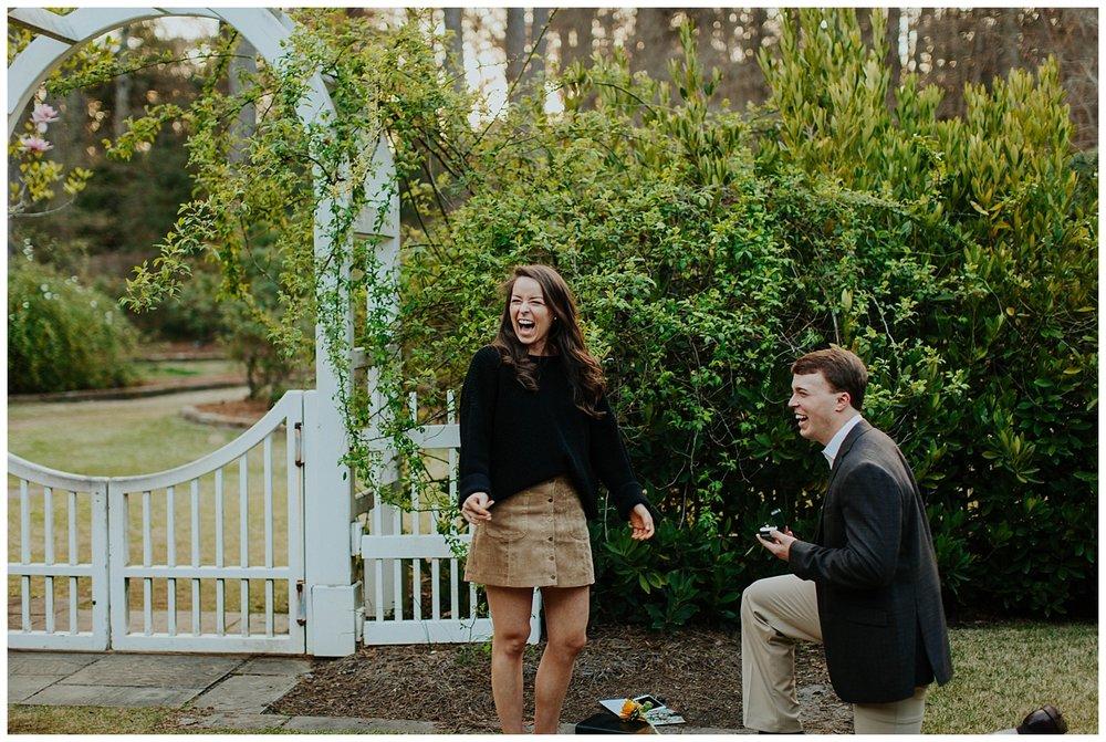 BIRMINGHAM BOTANICAL GARDENS | Proposal | Atlanta Wedding Photographer | Madalynn Young Photography_0029.jpg