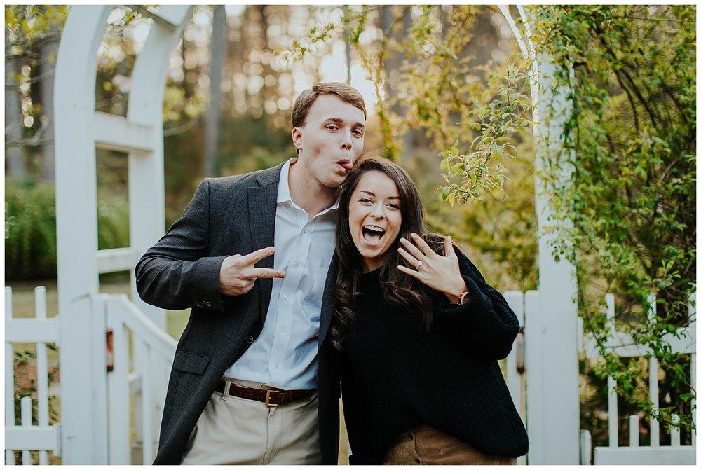BIRMINGHAM BOTANICAL GARDENS | Proposal | Atlanta Wedding Photographer | Madalynn Young Photography_0022.jpg