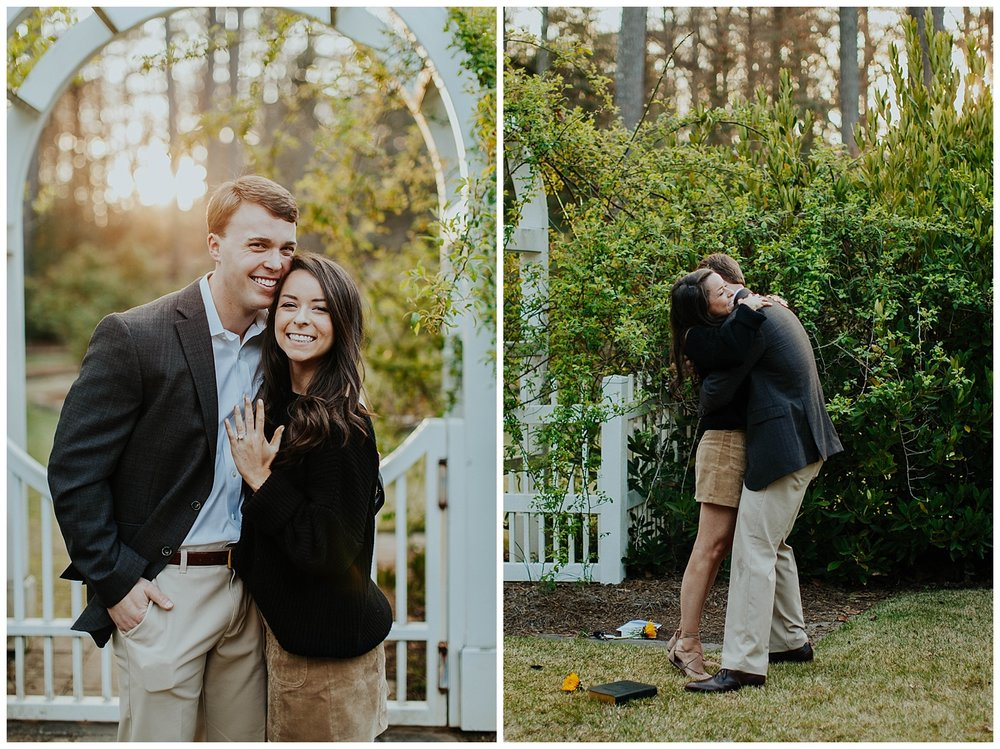 BIRMINGHAM BOTANICAL GARDENS | Proposal | Atlanta Wedding Photographer | Madalynn Young Photography_0021.jpg