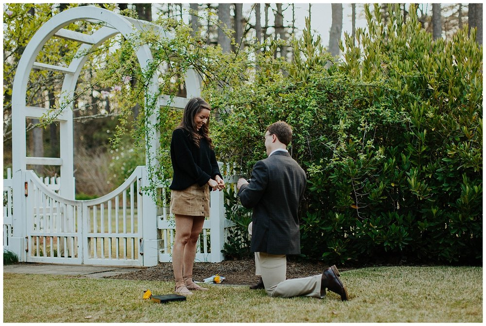 BIRMINGHAM BOTANICAL GARDENS | Proposal | Atlanta Wedding Photographer | Madalynn Young Photography_0016.jpg