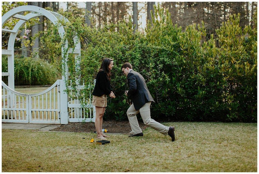 BIRMINGHAM BOTANICAL GARDENS | Proposal | Atlanta Wedding Photographer | Madalynn Young Photography_0013.jpg