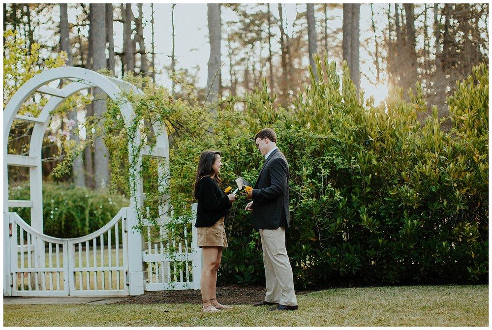 BIRMINGHAM BOTANICAL GARDENS | Proposal | Atlanta Wedding Photographer | Madalynn Young Photography_0011.jpg