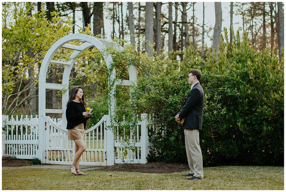 BIRMINGHAM BOTANICAL GARDENS | Proposal | Atlanta Wedding Photographer | Madalynn Young Photography_0009.jpg