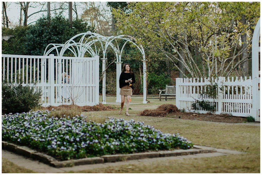 BIRMINGHAM BOTANICAL GARDENS | Proposal | Atlanta Wedding Photographer | Madalynn Young Photography_0008.jpg