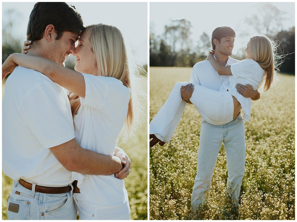 TUSCALOOSA, AL | Price Farms Engagement Session | Birmingham + Atlanta Wedding Photographer | Madalynn Young Photography_0006.jpg