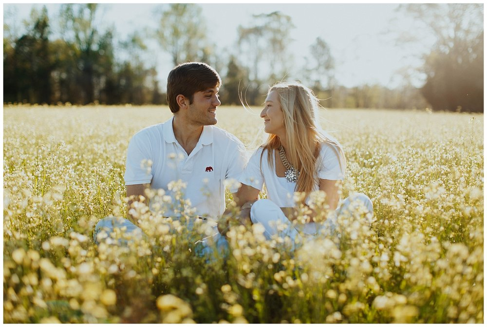 TUSCALOOSA, AL | Price Farms Engagement Session | Birmingham + Atlanta Wedding Photographer | Madalynn Young Photography_0009.jpg