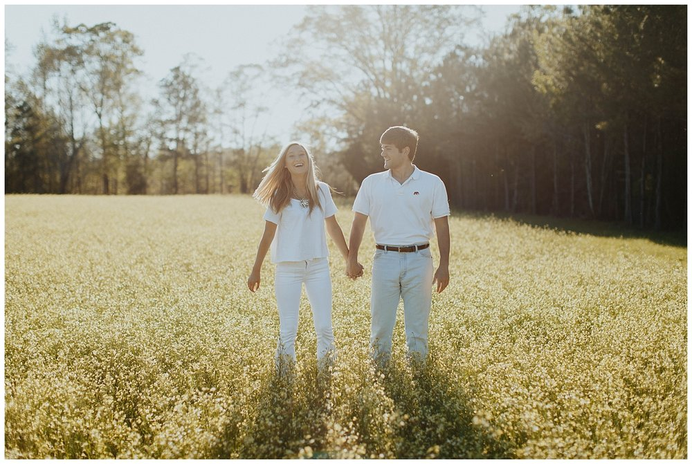 TUSCALOOSA, AL | Price Farms Engagement Session | Birmingham + Atlanta Wedding Photographer | Madalynn Young Photography_0010.jpg