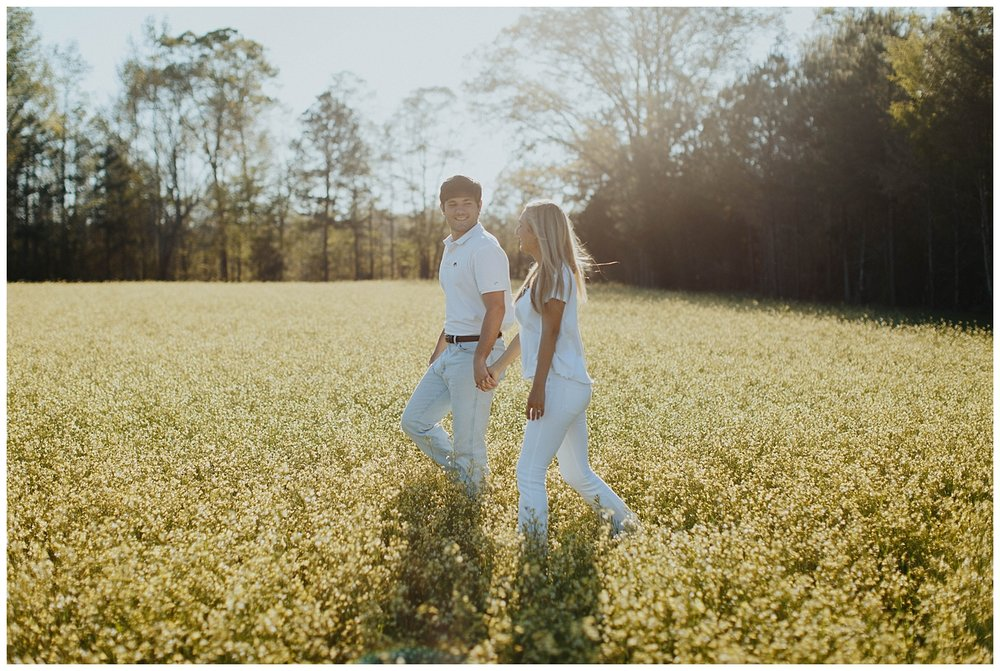 TUSCALOOSA, AL | Price Farms Engagement Session | Birmingham + Atlanta Wedding Photographer | Madalynn Young Photography_0016.jpg