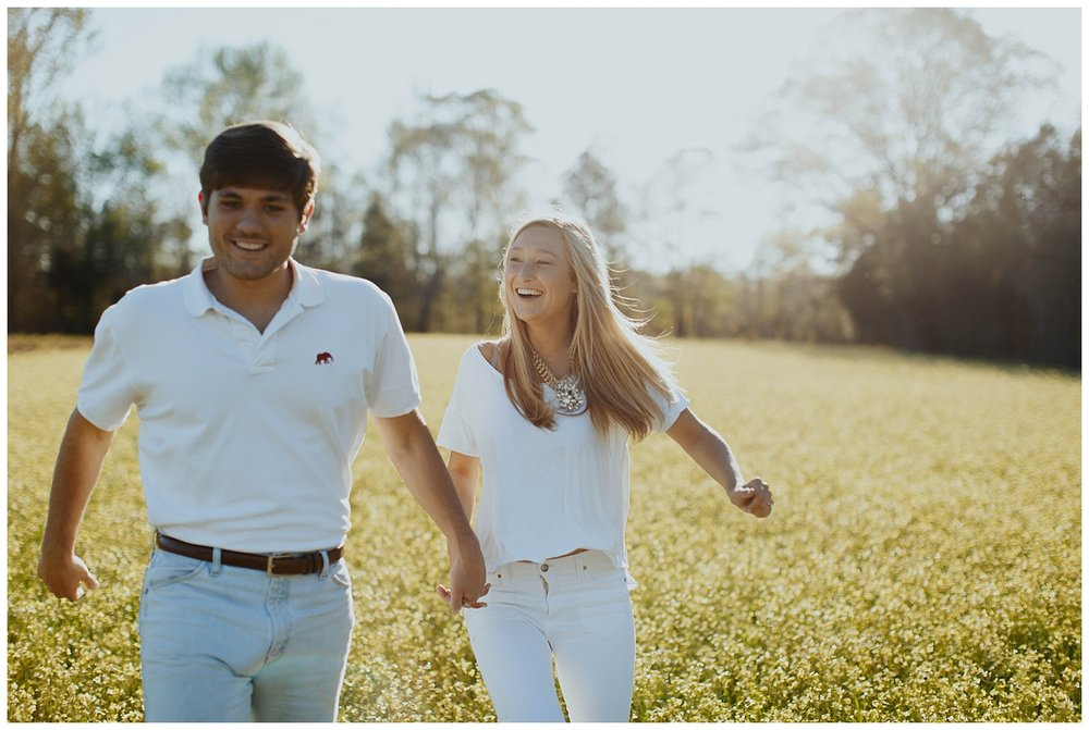 TUSCALOOSA, AL | Price Farms Engagement Session | Birmingham + Atlanta Wedding Photographer | Madalynn Young Photography_0018.jpg