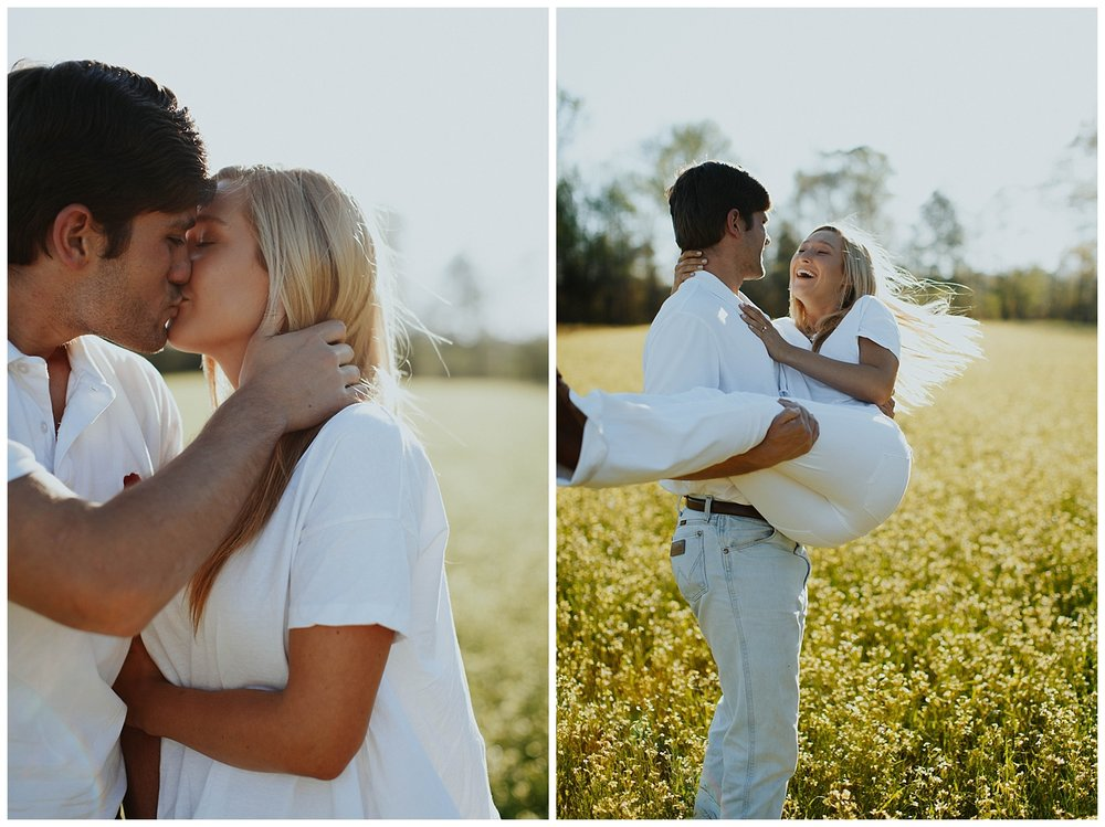 TUSCALOOSA, AL | Price Farms Engagement Session | Birmingham + Atlanta Wedding Photographer | Madalynn Young Photography_0023.jpg
