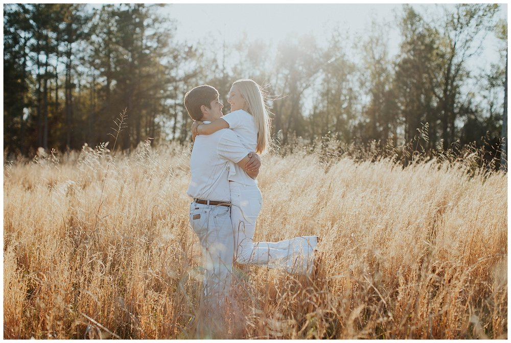 TUSCALOOSA, AL | Price Farms Engagement Session | Birmingham + Atlanta Wedding Photographer | Madalynn Young Photography_0058.jpg