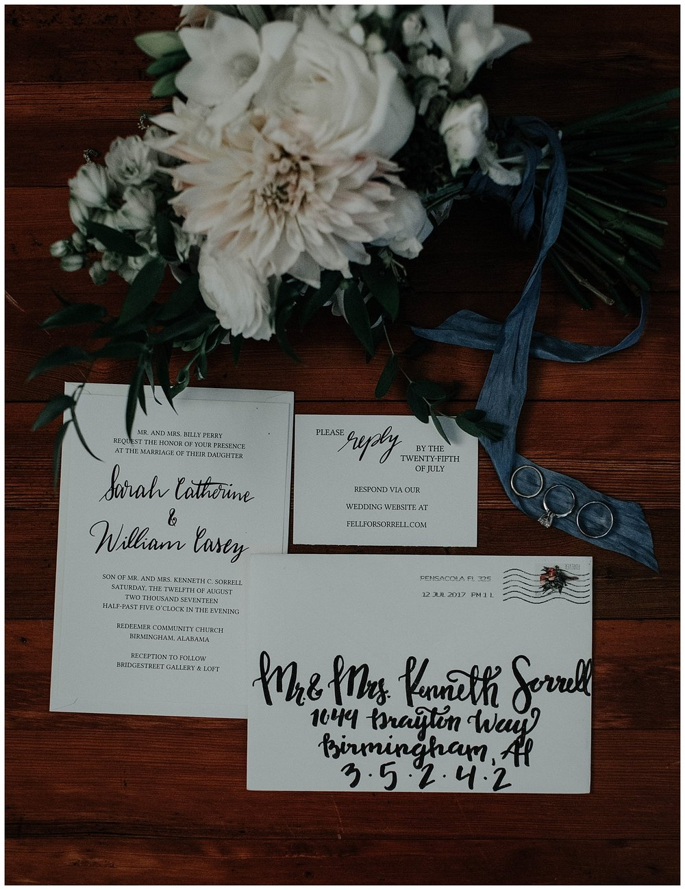 Madalynn Young Photography | Sarah Catherine + Will | Bridge Street Gallery and Loft | Atlanta Wedding Photographer_0039.jpg