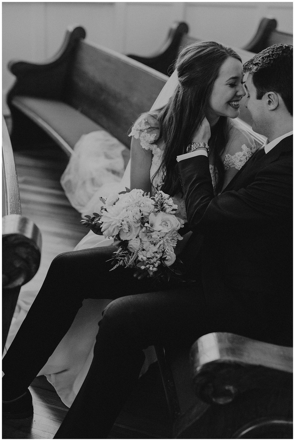 Madalynn Young Photography | Sarah Catherine + Will | Bridge Street Gallery and Loft | Atlanta Wedding Photographer_0141.jpg