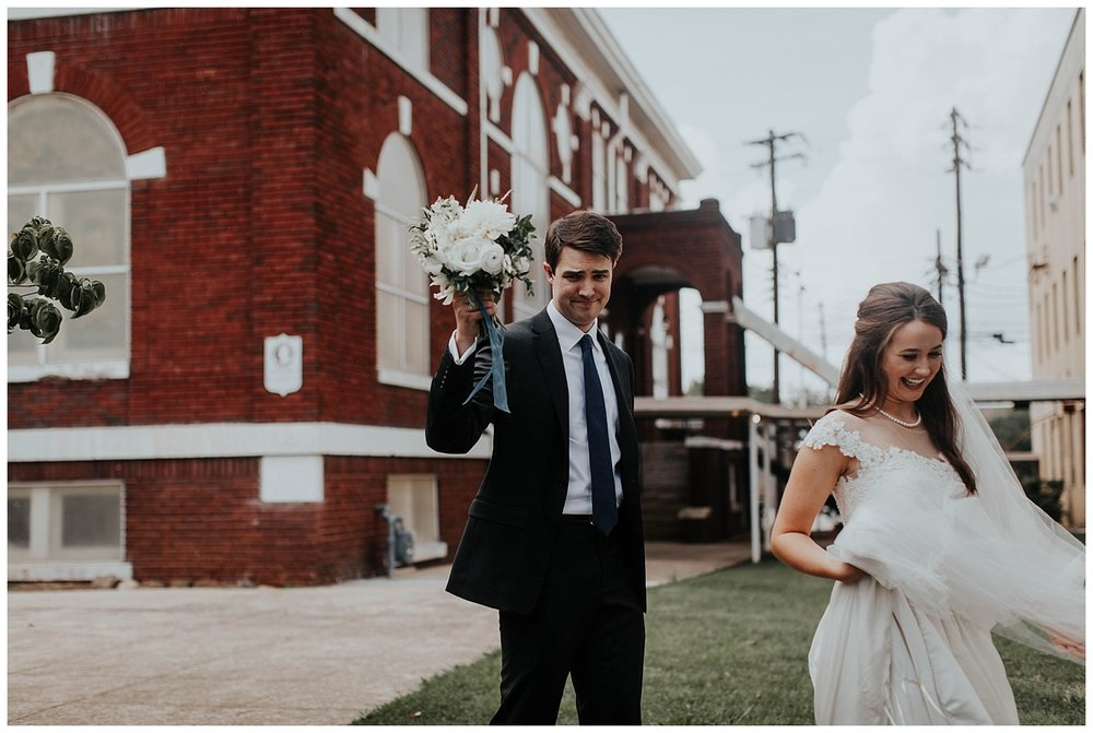 Madalynn Young Photography | Sarah Catherine + Will | Bridge Street Gallery and Loft | Atlanta Wedding Photographer_0159.jpg