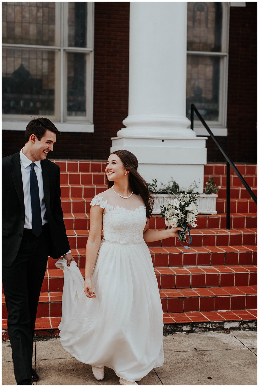 Madalynn Young Photography | Sarah Catherine + Will | Bridge Street Gallery and Loft | Atlanta Wedding Photographer_0158.jpg