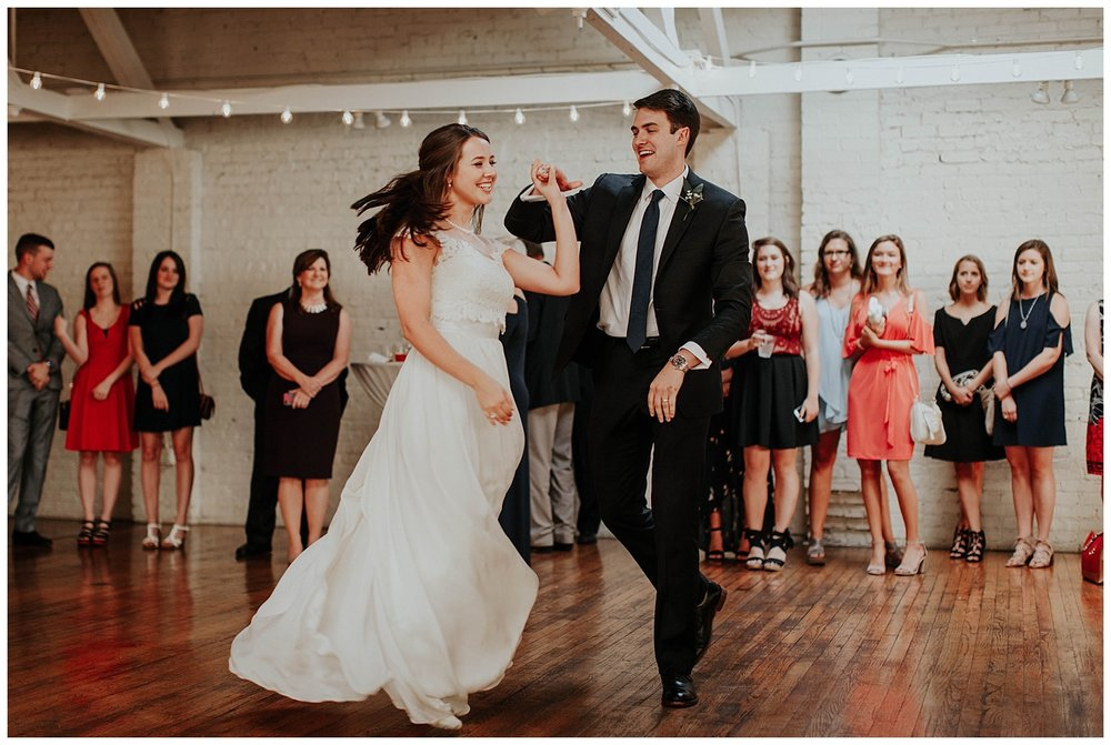 Madalynn Young Photography | Sarah Catherine + Will | Bridge Street Gallery and Loft | Atlanta Wedding Photographer_0399.jpg