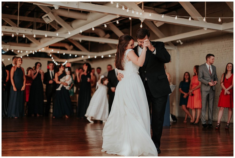 Madalynn Young Photography | Sarah Catherine + Will | Bridge Street Gallery and Loft | Atlanta Wedding Photographer_0426.jpg