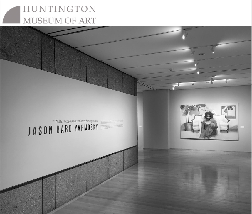 JASON BARD YARMOSKY  The   Walter Gropius Master Artsits Series  JANUARY 12 - March 24 2019