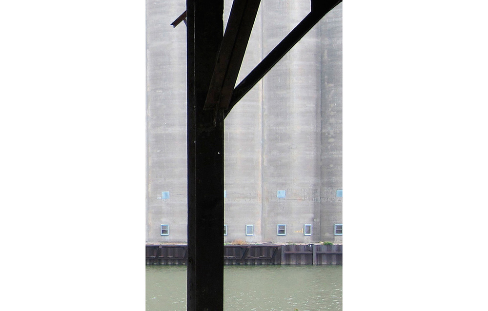 "Silo Project & The Beauty of Empty 13  Archival print approximately: 19"" x 14"""