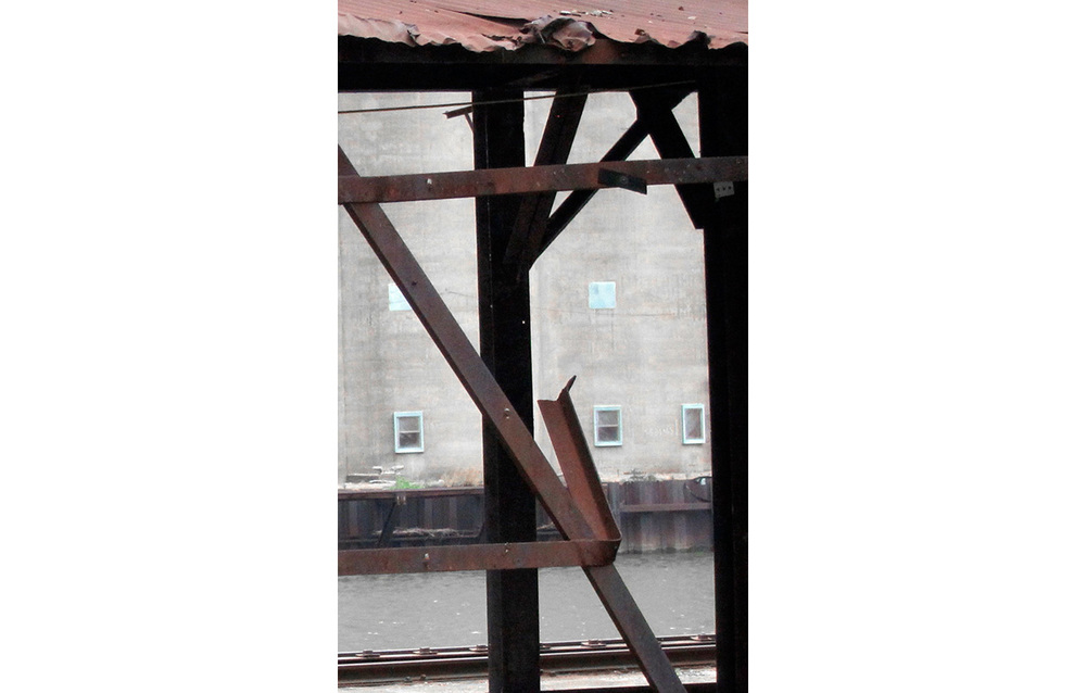 "Silo Project & The Beauty of Empty 2  Archival print approximately: 19"" x 14"""