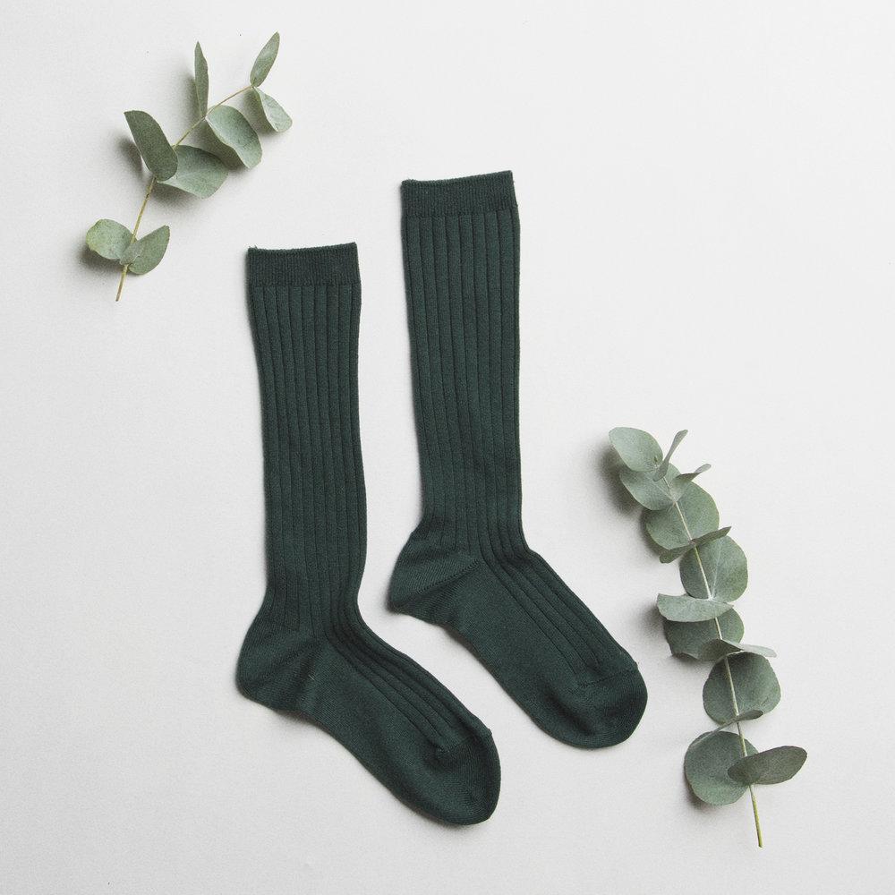 knee high sock evergreen.jpg