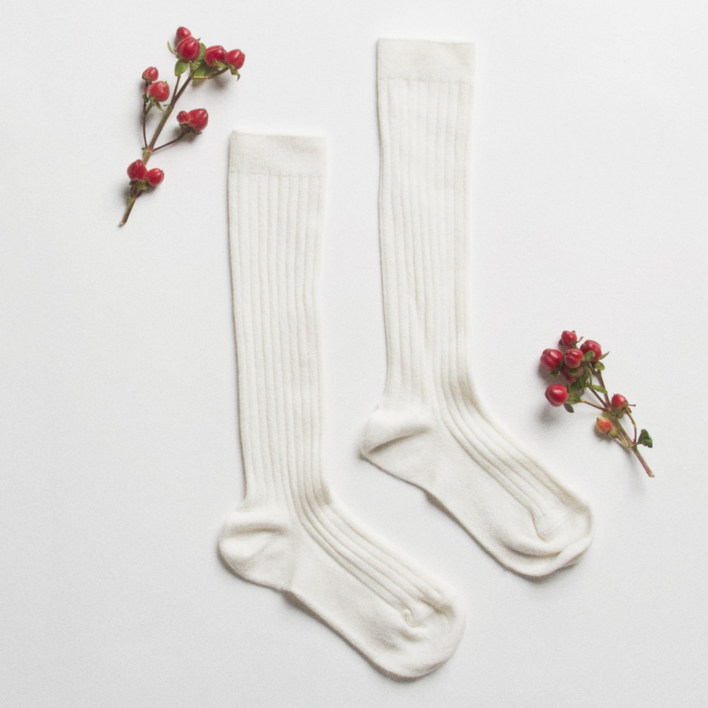 Socks - Cream.jpg