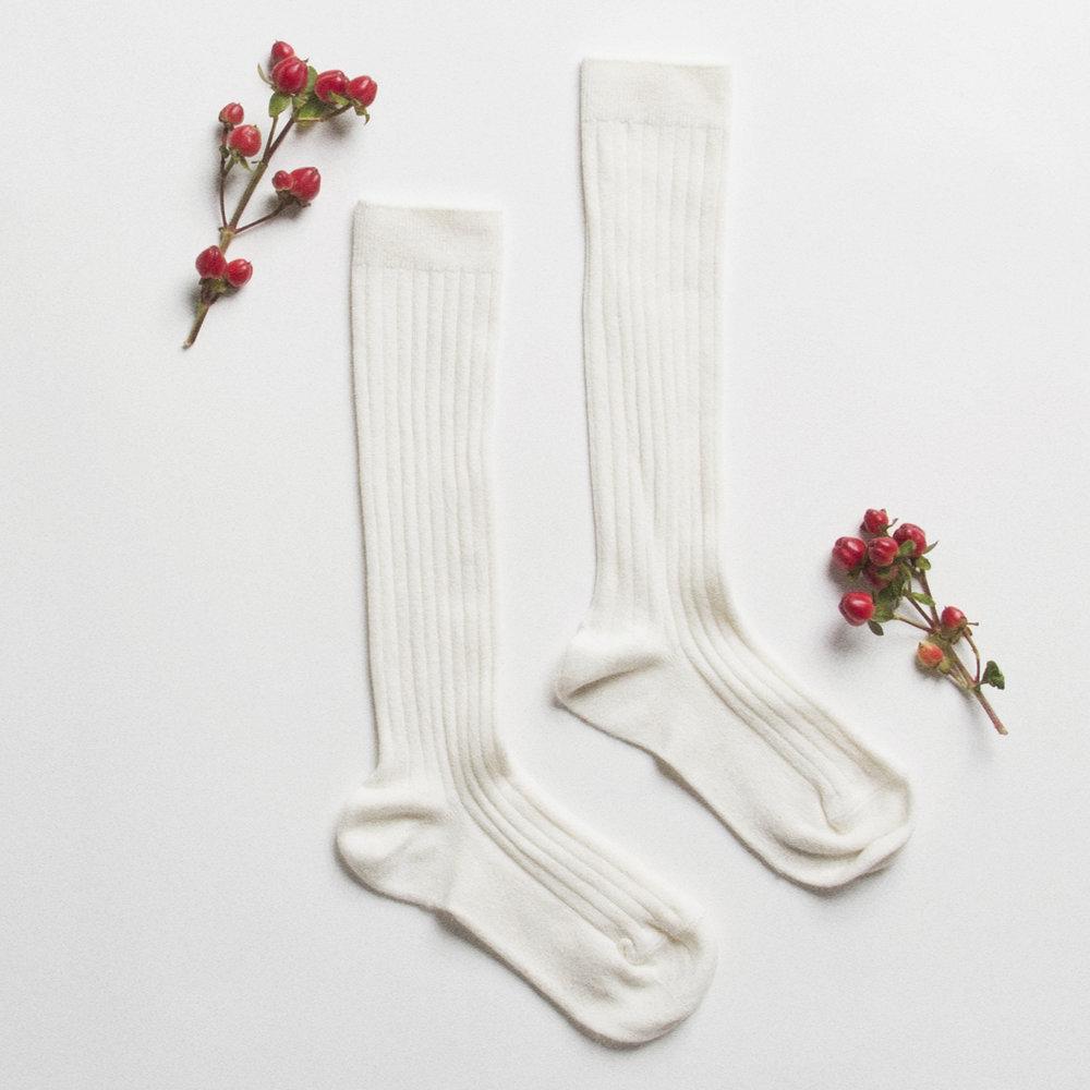 Socks - Cream.jpg