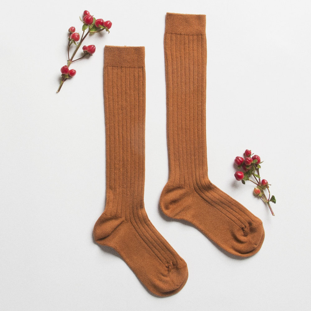 Socks - Rust.jpg