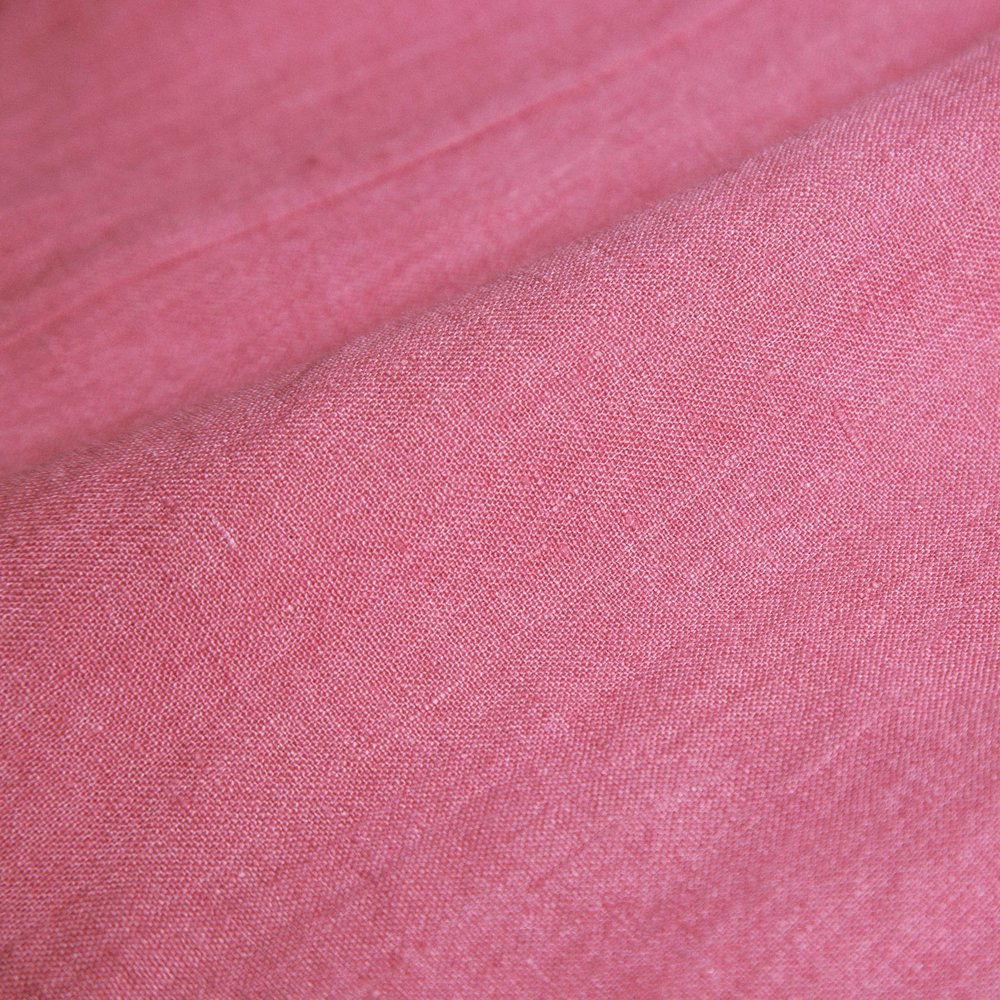 Fabric - Rasberry Pink Linen.jpg