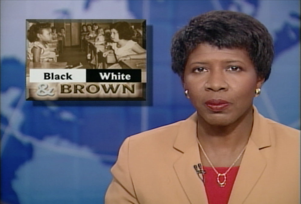 Gwen Ifill -- The NewsHour                           with Jim Lehrer