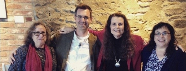 Kansas Poets Laureate:  Denise Low, Eric McHenry, Wyatt Townley, Caryn Mirriam-Goldberg