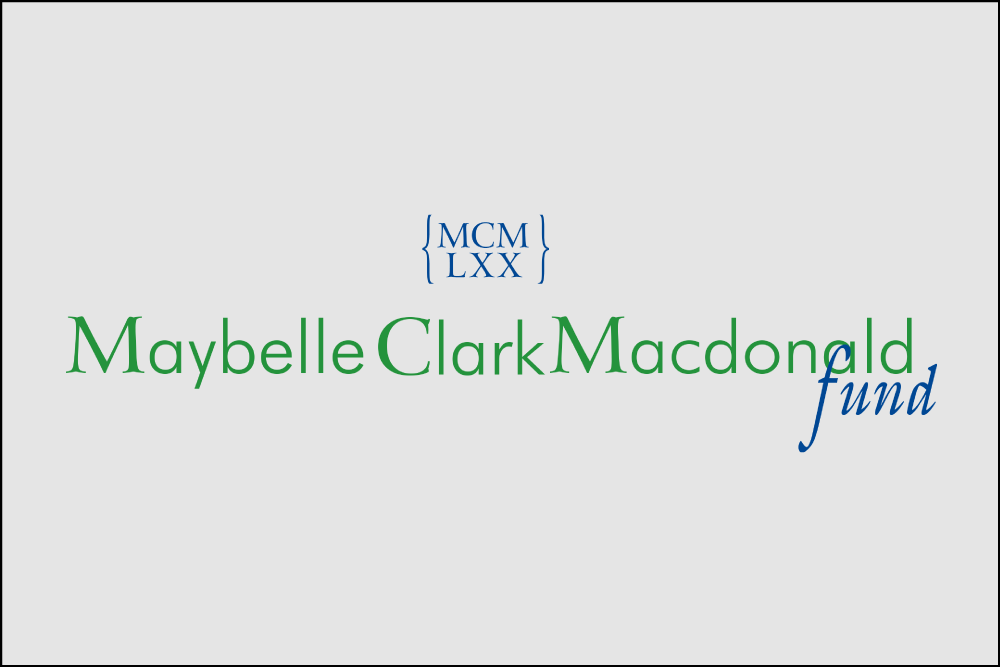 Thank you! - A big thank you goes to Maybelle Clark Macdonald for their generous support of our T is for Tennis program.Their contribution makes so much possible for these amazing kids!