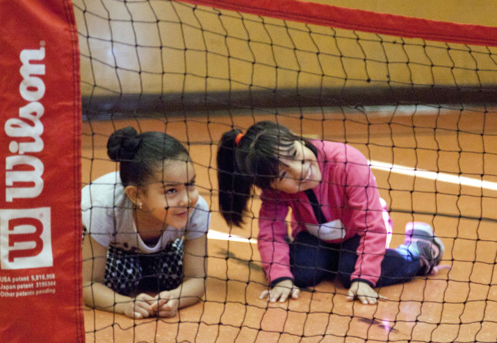Kids' programs - We run the T is for Tennis program – working with Head Start schools to teach critical life skills while instilling confidence and improving the health of under-served children through the game of tennis.SUPPORT T IS FOR TENNIS >