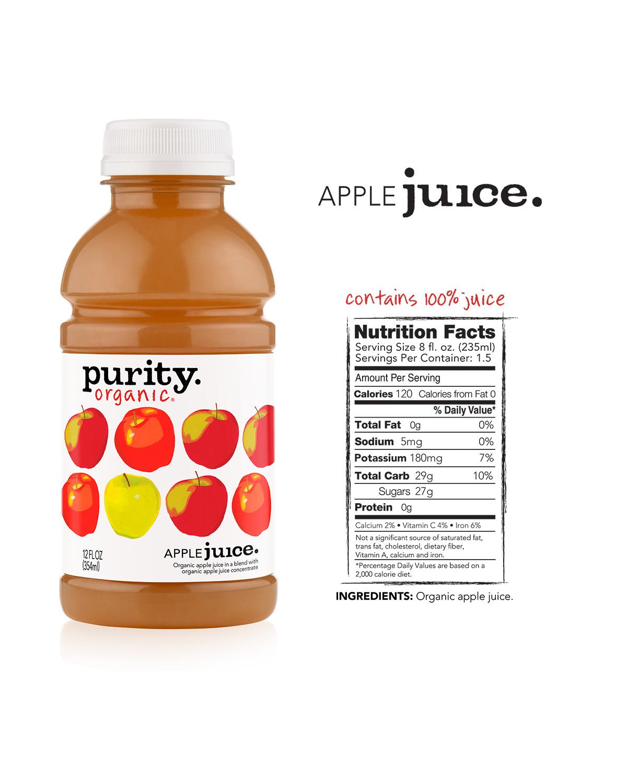 Purity - 100% Apple Juice
