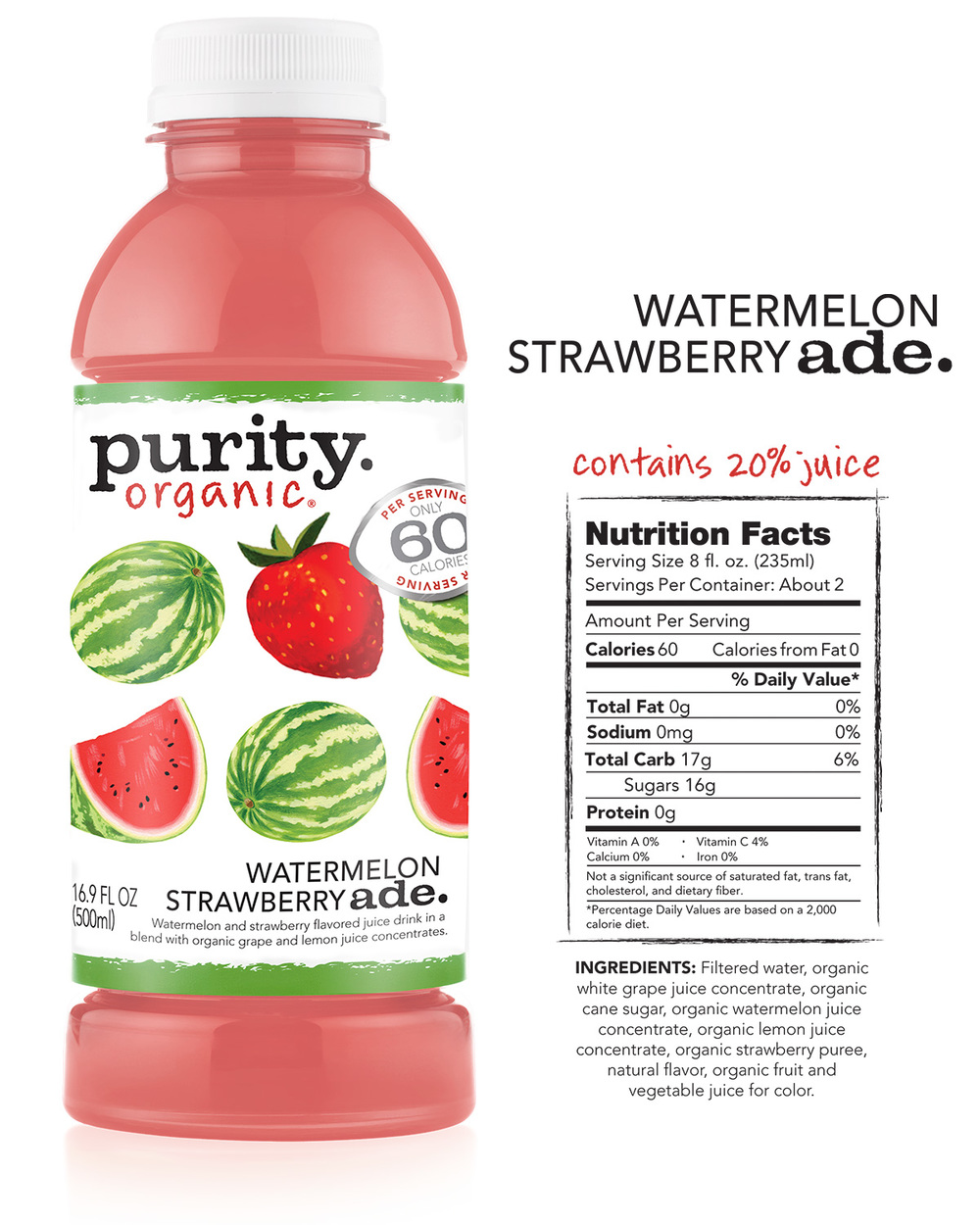 How many calories are in the watermelon