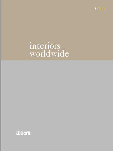 Boffi Interiors Worldwide 3 2013