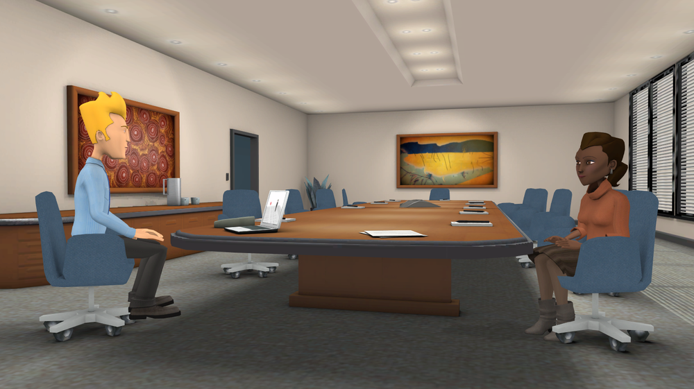 new Boardroom